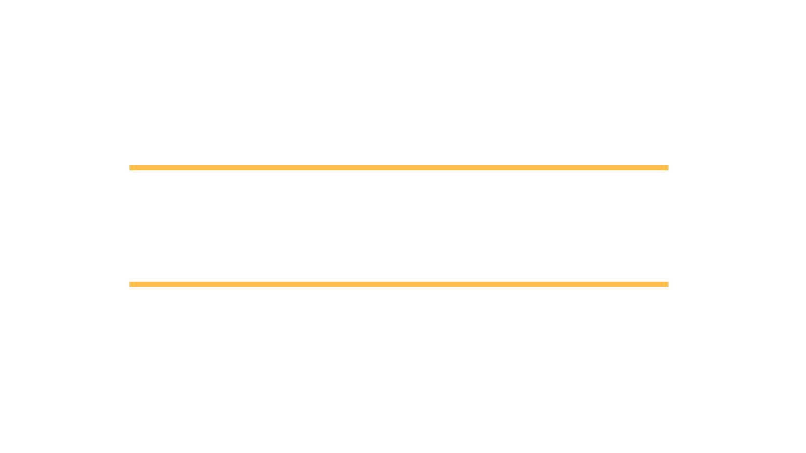 Chris Clearfield White Logo with Orange Lines